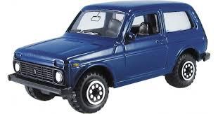 "<b>Машина Autogrand</b> ВАЗ ""LADA 4x4"" гражданская 1:60 37039 ..."