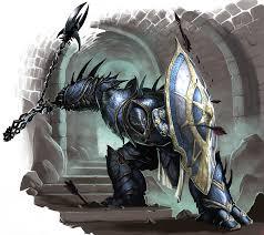 Shield Knight 35e Prestige Class - DD Wiki