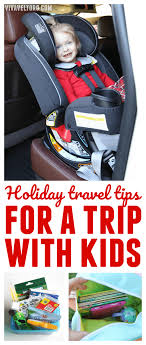 graco 4ever extend2fit 4 in 1 car seat holiday travel tips