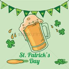 St Patrick S Day Designs St Patricks Day Design Vector Image 1990785 Stockunlimited