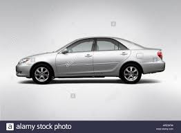 2006 Toyota Camry XLE V6 in Gray - Drivers Side Profile Stock ...