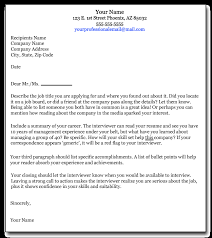 How To Write A Good Cover Letter Custom Writing Service
