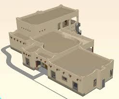 adobe style home plans lovely southwestern house plans small adobe design superadobe home floor
