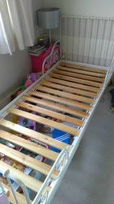Ikea Minnen Extendable Bed Frame And Latts For Sale in ...