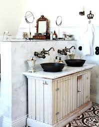 French Country Bathroom Faucets Double Vanity Inspiration Country