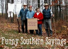 Funny Southern Sayings, Expressions, and Slang | WanderWisdom