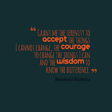 Reinhold Niebuhr Quote About Change