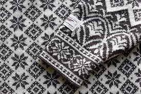 48 English Norwegian Knitwear Fairisle Knittingpattern Color