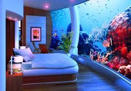 Aquarium Headboard aquarium headboard for bedroom : simple bedroom art  decor ideas