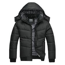 2019 winter jacket men quilted black puffer coat warm fashion male overcoat parka outwear polyester padded hooded winter coat from clothwelldone