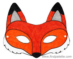Mask Templates For Adults New Fox Mask And Other Free Printable Animal Masks Printable Animal