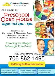 Child Care Flyer Template Flyers Fresh Childcare Network Cv