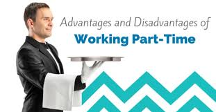Part Time Jobs For High Schoolers Working Part Time Reasons Advantages And Disadvantages
