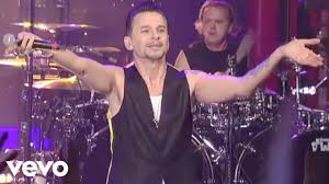 <b>Depeche Mode</b> - Enjoy The Silence (Live on Letterman) - YouTube