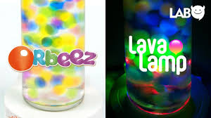 Orbeez Lava Lamp Monsterkids Lab Science