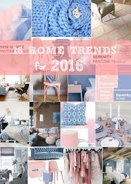 Small Picture 16 Home Trends For 2016 Decoholic