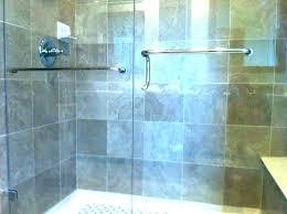 fiberglass shower pan fiberglass base tile walls in
