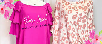 Places to Shop in Benson NC