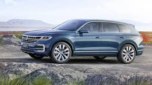 new car launches 2016 uk2017 Volkswagen Touareg SUV gets ready for launch  Carbuyer