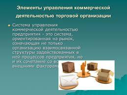 Пути совершенствования коммерческой деятельности предприятия  Курсовая работа совершенствование коммерческой деятельности предприятия