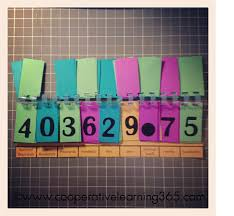 How To Create A Place Value Chart Classroom Diy Diy Place Value Chart