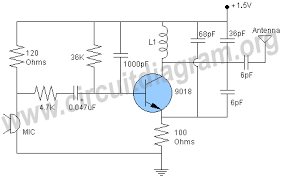 1 5v wireless fm transmitter circuit circuit diagram hello readers we frequently add new circuit diagrams so do not forget to come back often thank you
