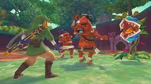 Rezension: The Legend of Zelda: Skyward ...