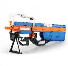 "<b>Конструктор Cada deTech</b> ""<b>Пистолет-пулемет</b> P90"" (581 деталь ..."