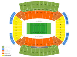Uofl Football Stadium Seating Chart Commonwealth Stadium Seating Chart And Tickets