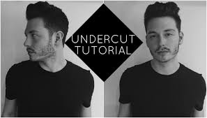 Hair Style Undercut how to style an undercut with wavy hair jake daniels youtube 8681 by wearticles.com