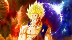 Super Saiyan Son Goku, Dragon Ball Z HD ...
