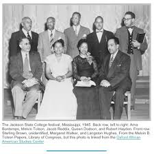 To Save and Destroy: Melvin B. Tolson, Langston Hughes, and Theories of the  Archive | ModPo 2020
