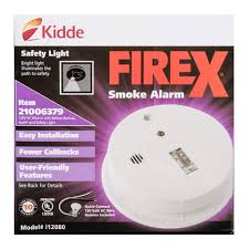 firex direct wire ionization exit light smoke alarm w battery Smoke Detector Electrical Wiring at Smoke Detector Wiring Harness