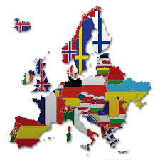 Europe map flags — ENISA