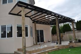 metal patio cover plans. Mediterranean Style Backyard Design With Free Standing Patio Cover Metal Plans