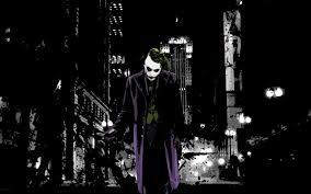 蝙蝠侠电影小丑创意海报桌面壁纸图片下载 欧美影视 壁纸下载 美桌网