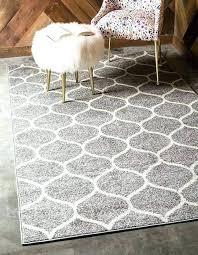 gray trellis rug main image of grey canada black trellis rug