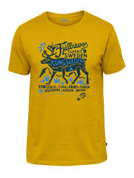 Купить <b>Футболка FJALLRAVEN Classic</b> SWE <b>T</b>-<b>Shirt</b> (81944) в ...