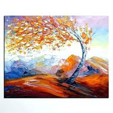 canvas paintings ideas abstract canvas painting ideas for beginners original art oil landscape wall abstract painting