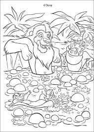 Small Picture Nala with friends coloring pages Hellokidscom