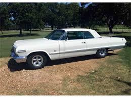 1963 Chevrolet Impala SS for Sale   ClassicCars.com   CC-1026374