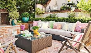 ... Fascinating Small Outdoor Spaces Design Ideas With Decorating Room ...