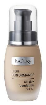 Купить IsaDora <b>High</b> Performance All Day Foundation. <b>Тональная</b> ...