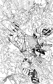 Small Picture DEATHSTROKE 14 Written by JAMES BONNY Adult Coloring Book