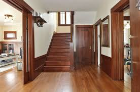 Interior  Craftsman Style Interior Glass Doors Craftsman House - Craftsman house interiors