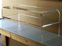 lucite coffee table acrylic coffee table coffee tables coffee table square affordable lucite coffee table