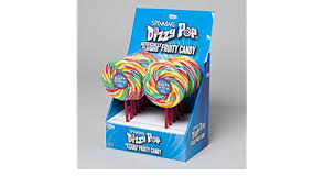 dizzy office furniture.  Furniture SUCKER SPINNING DIZZY POP 3OZ RAINBOW SPIRAL FRUIT CANDY PDQ Case Pack Of  24 Amazoncom Grocery U0026 Gourmet Food With Dizzy Office Furniture