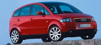 Audi A2 (1999-2005): un monovolumen adelantado a su tiempo ...