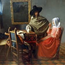 jan vermeer bicchiere di vino 1659 1660 wine winetime winepassion
