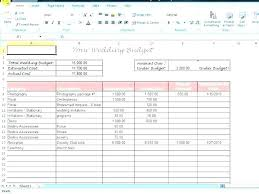 Weekly Monthly Budget Template Bi Weekly Budget Spreadsheet Template Guapamia Co